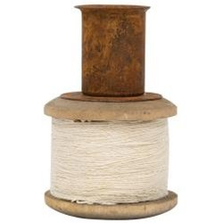 Spool Candle Holder