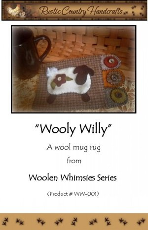Wooly Willy Pattern