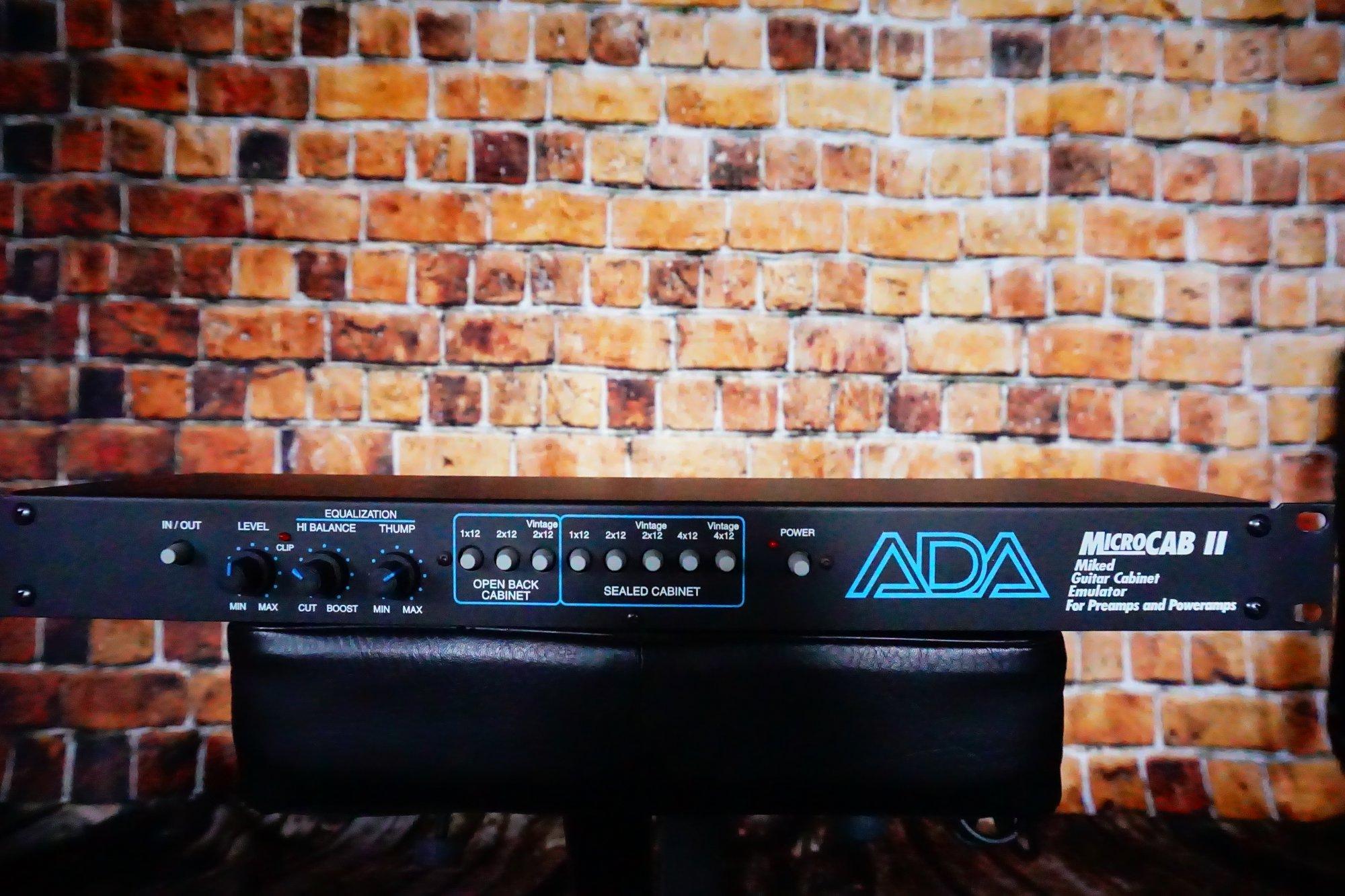Used ADA Micro Cab II