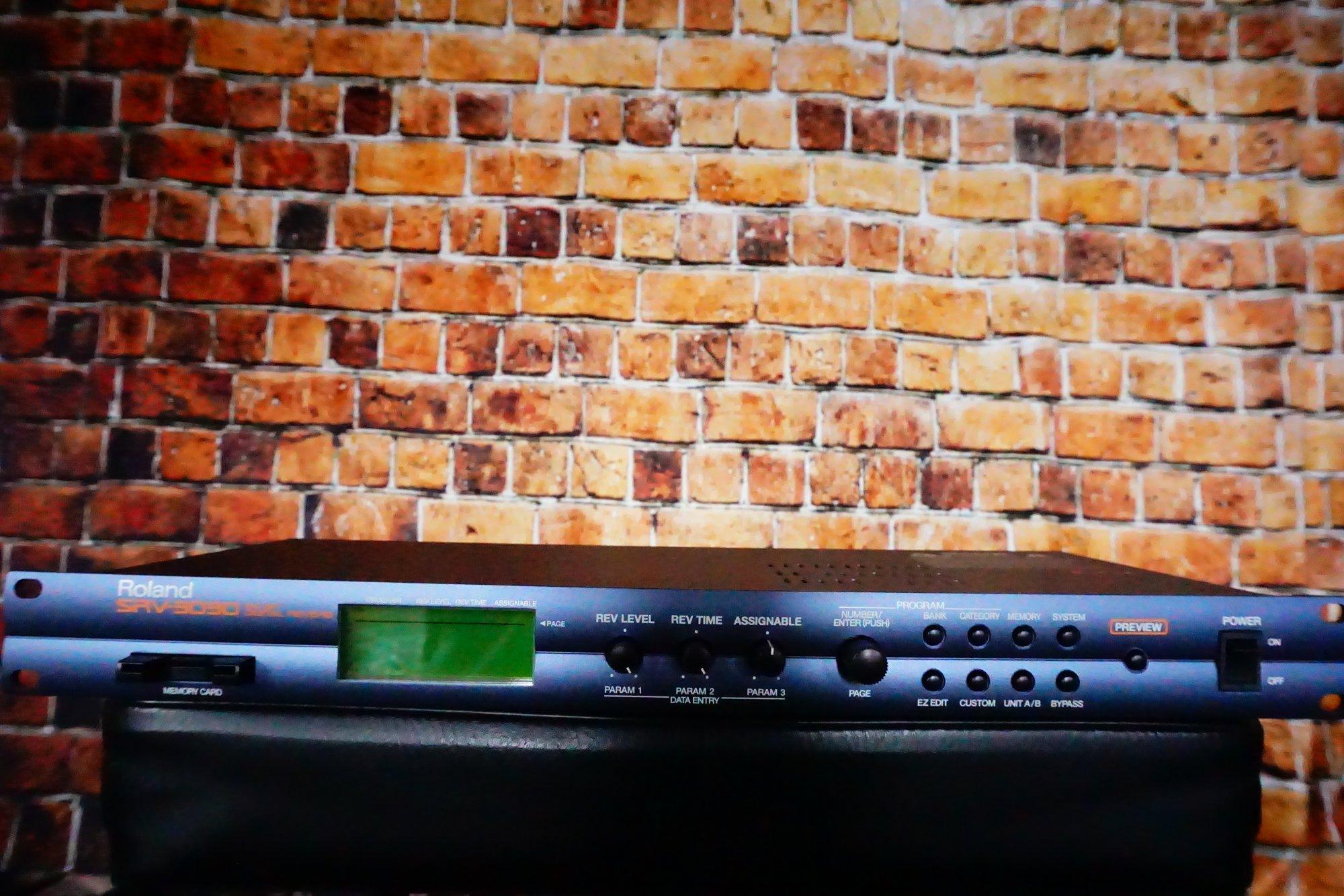 Used Roland SRV 3030
