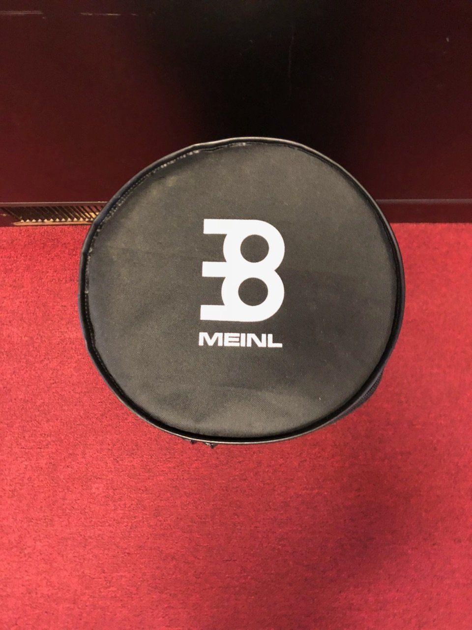 Used large Meinl PROFESSIONAL DJEMBE BAGS