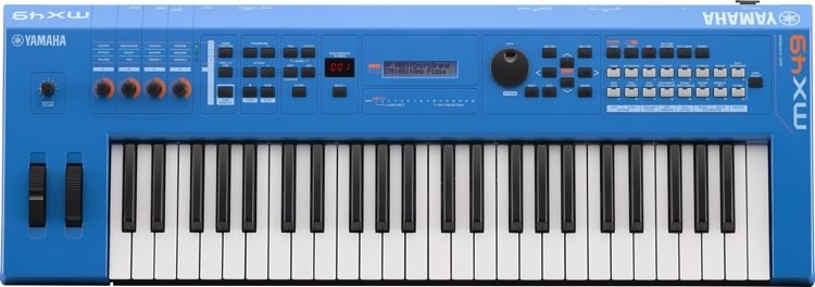 Yamaha MX49 49 Key Music Synth
