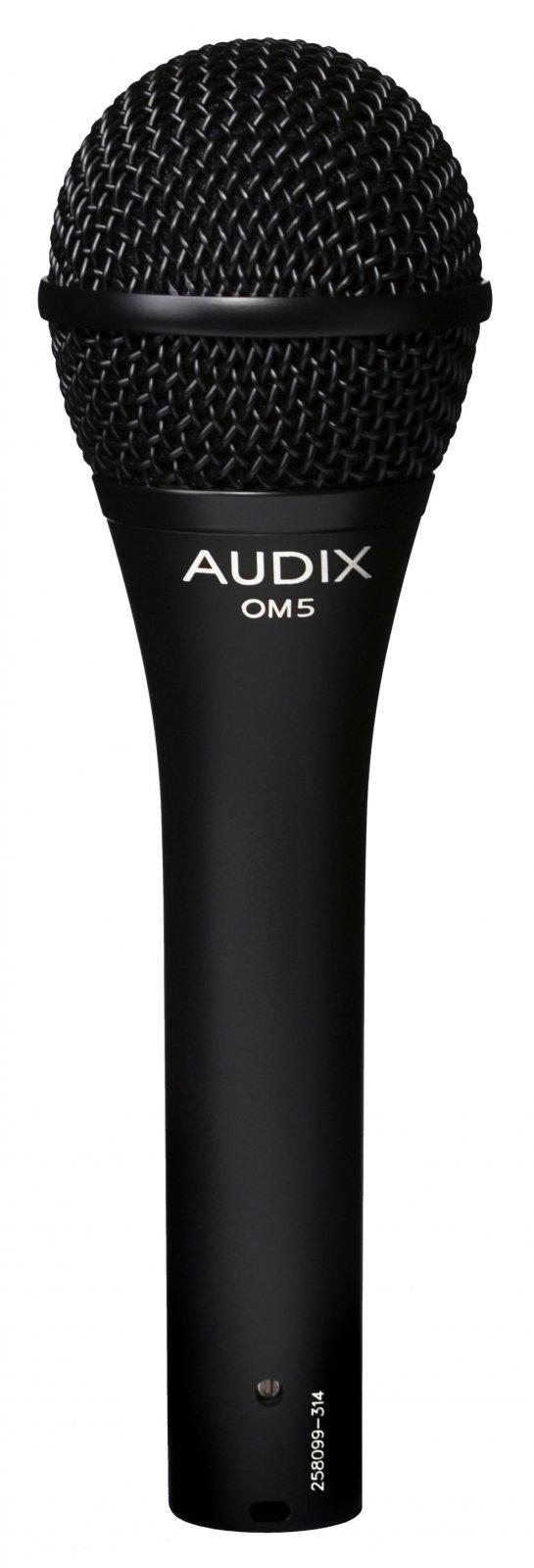 AUDIX OM5 DYNAMIC MIC