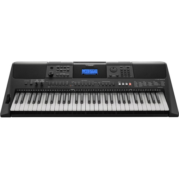 Yamaha PSR-E453 61-Key Portable