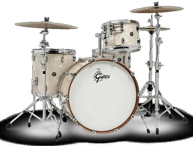 GRETSCH RENOWN 4 PC SHELL PACK VINTAGE PEARL