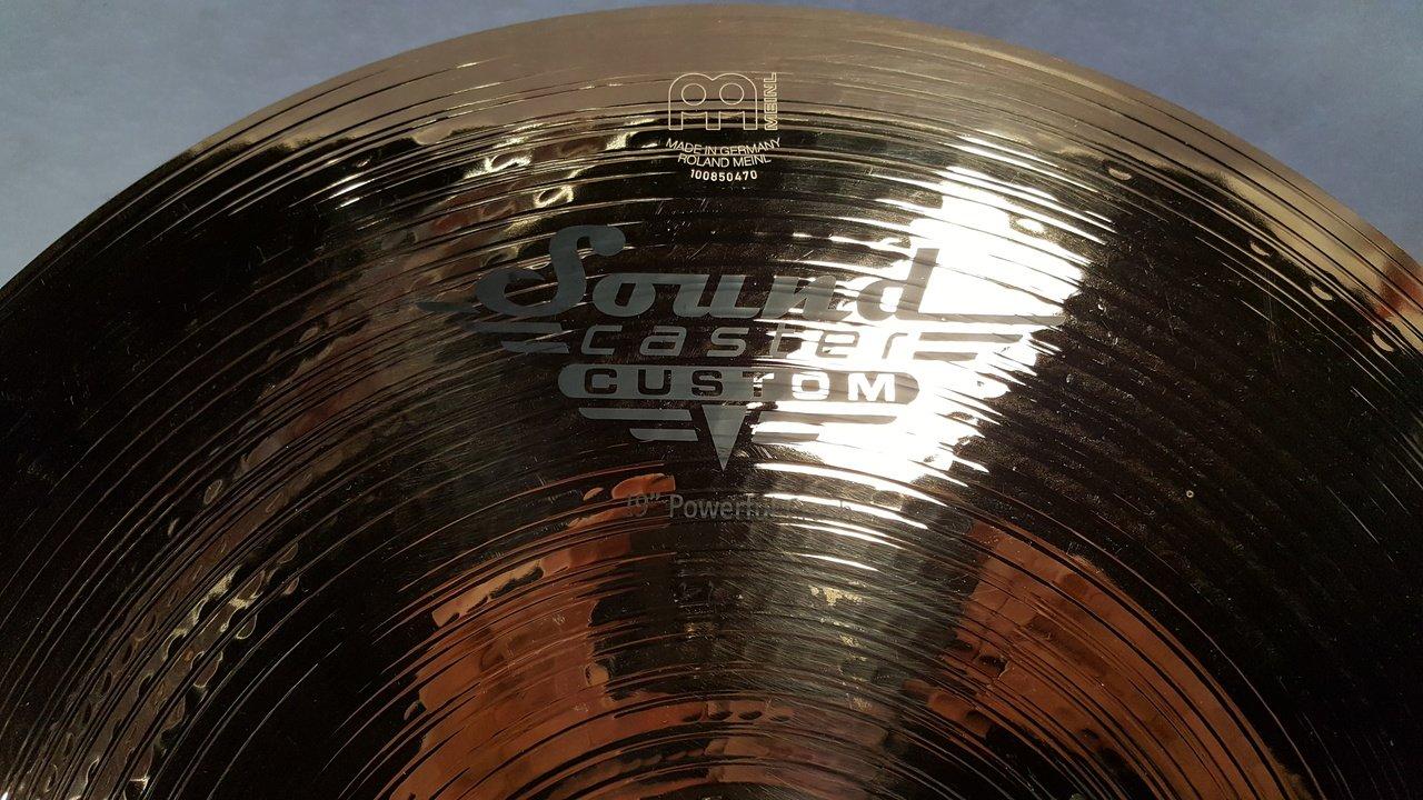 Meinl 19 Soundcaster Custom Crash
