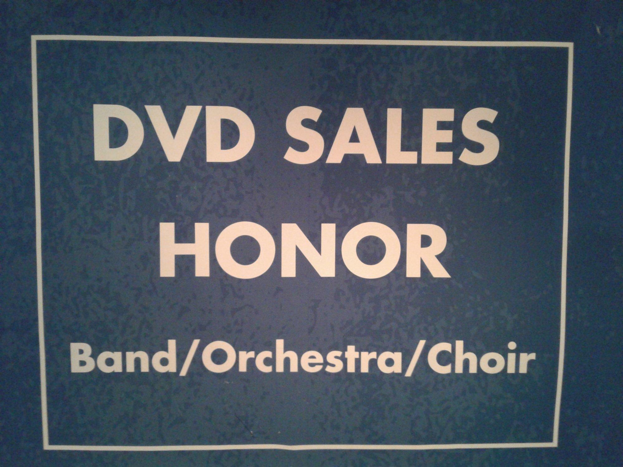 Washoe Honor ORCHESTRA dvd - Nov. 8th 2018