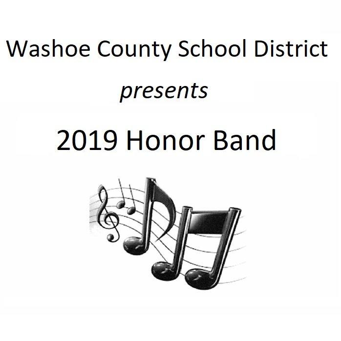 Honor Band Performance - February 12, 2019