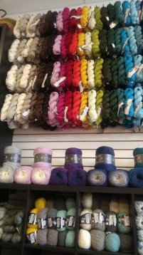 Kelowna Yarn shop