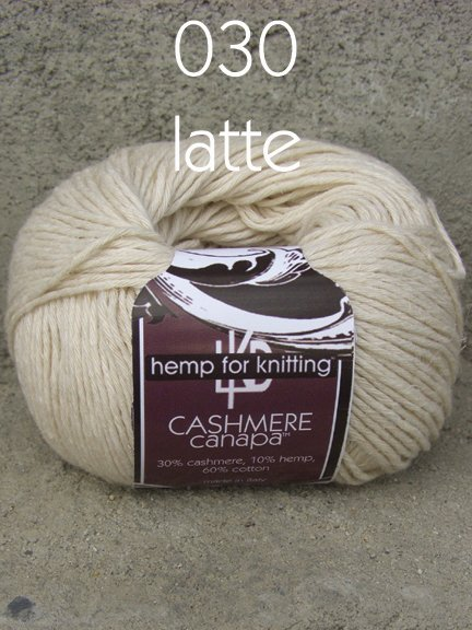 Hemp for Knitting Cashmere Canapa
