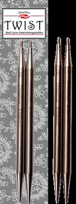 ChiaoGoo Twist Lace Tips 5 inch