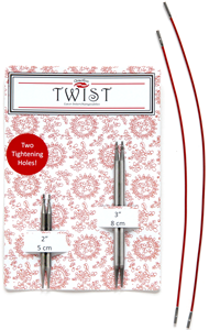ChiaoGoo TWIST Short Combo Sets (2 and 3 inch tips)