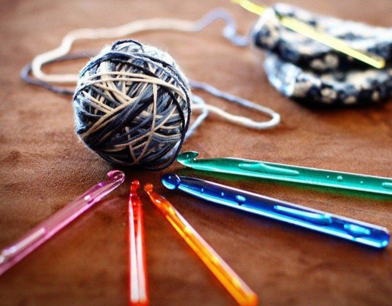Kelowna Yarn crochet