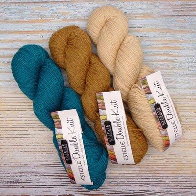 Estelle Yarns Double Knit Heathers