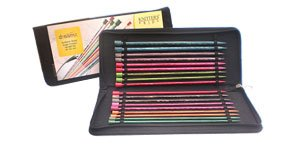 Knitter's Pride Dreamz Symfonie Wood Single Pointed Needle Set