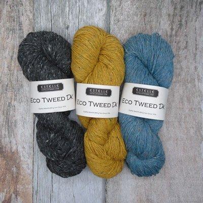 Estelle Yarns Eco Tweed DK