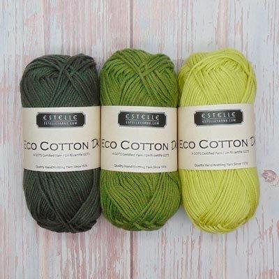 Estelle Yarns Eco Cotton DK