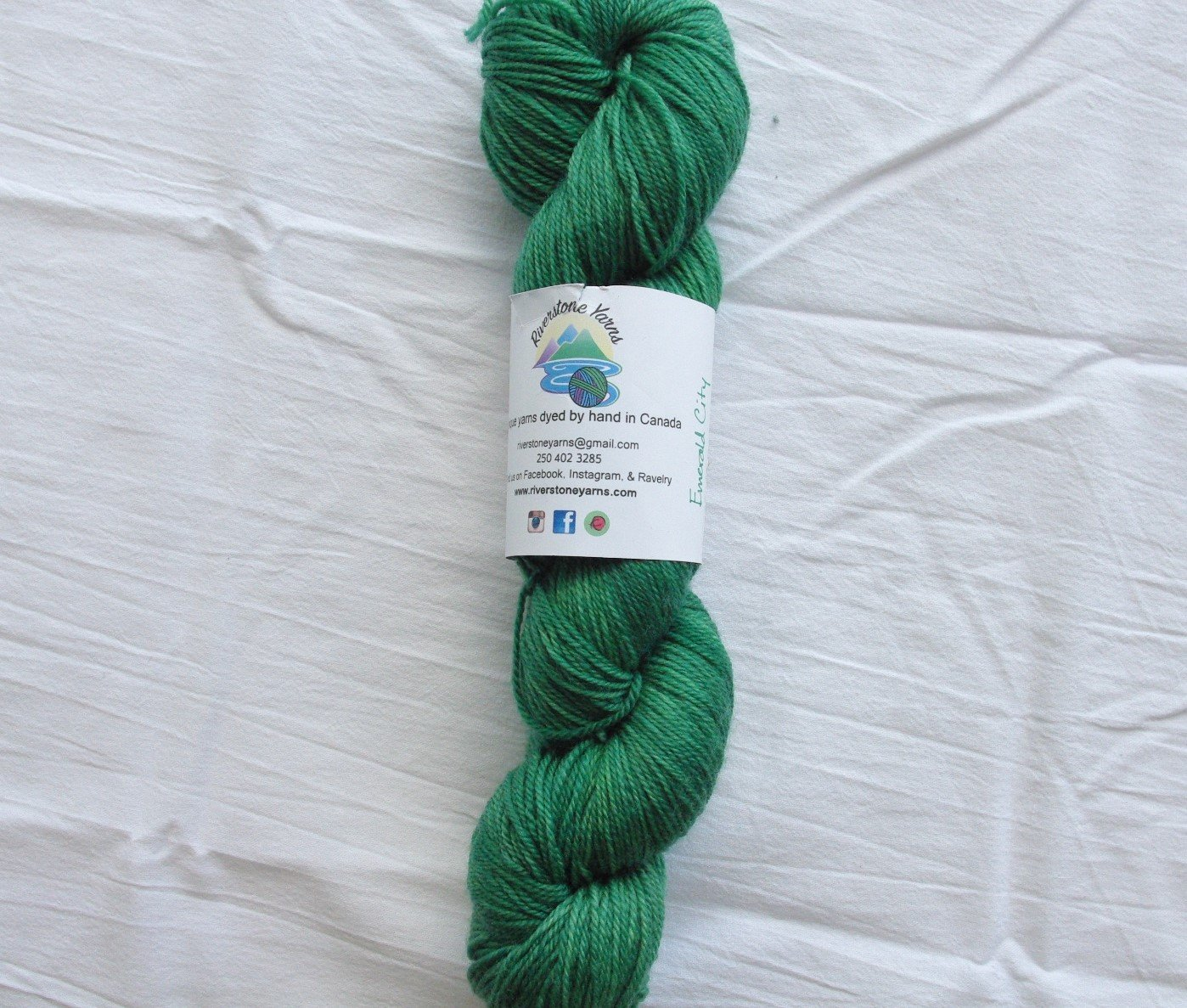 Riverstone Yarns Merino Sock Yarn