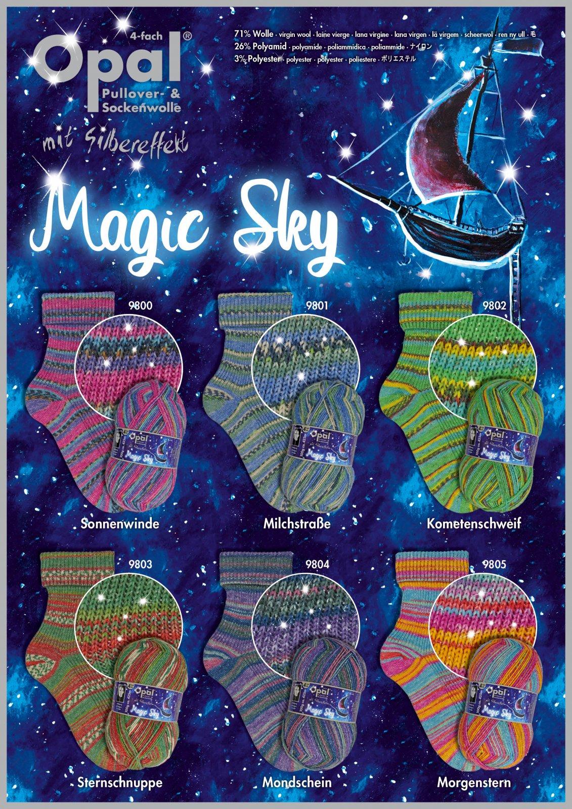 Opal  Magic Sky