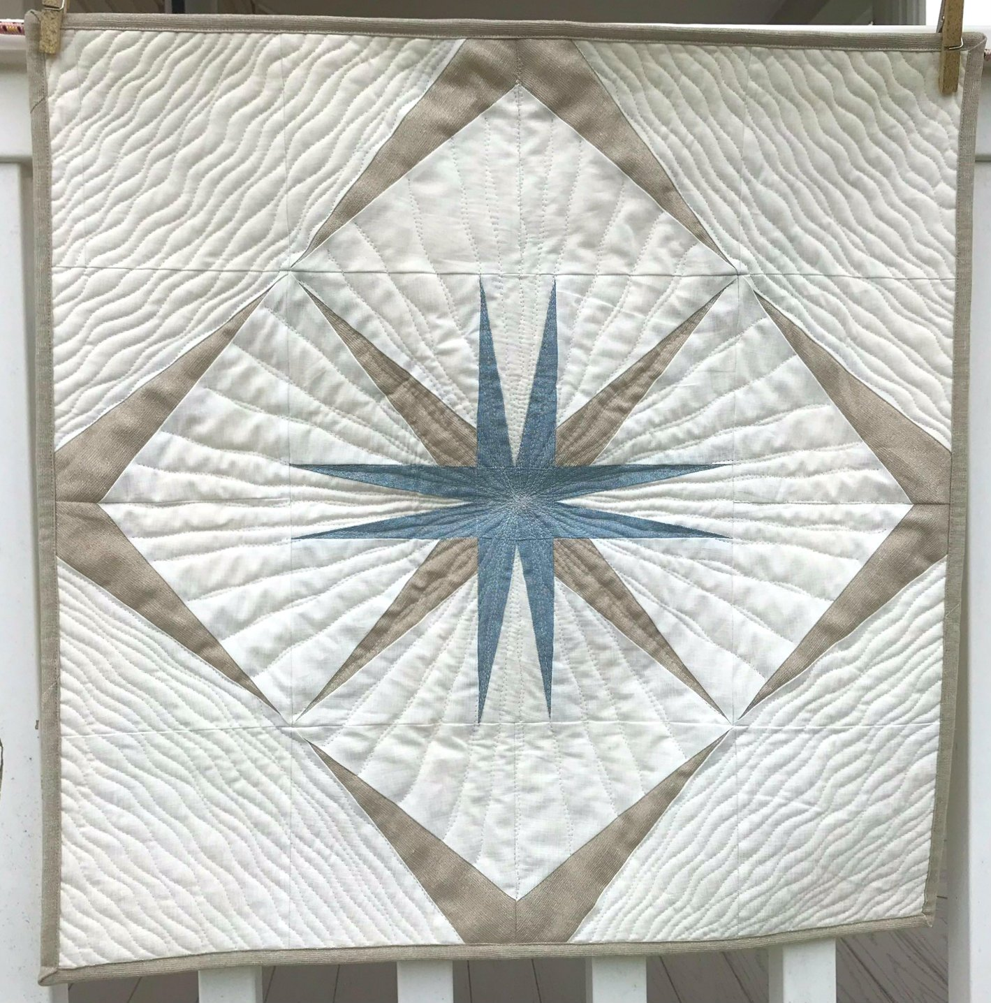 Chesapeake Star Wall Hanging Kit