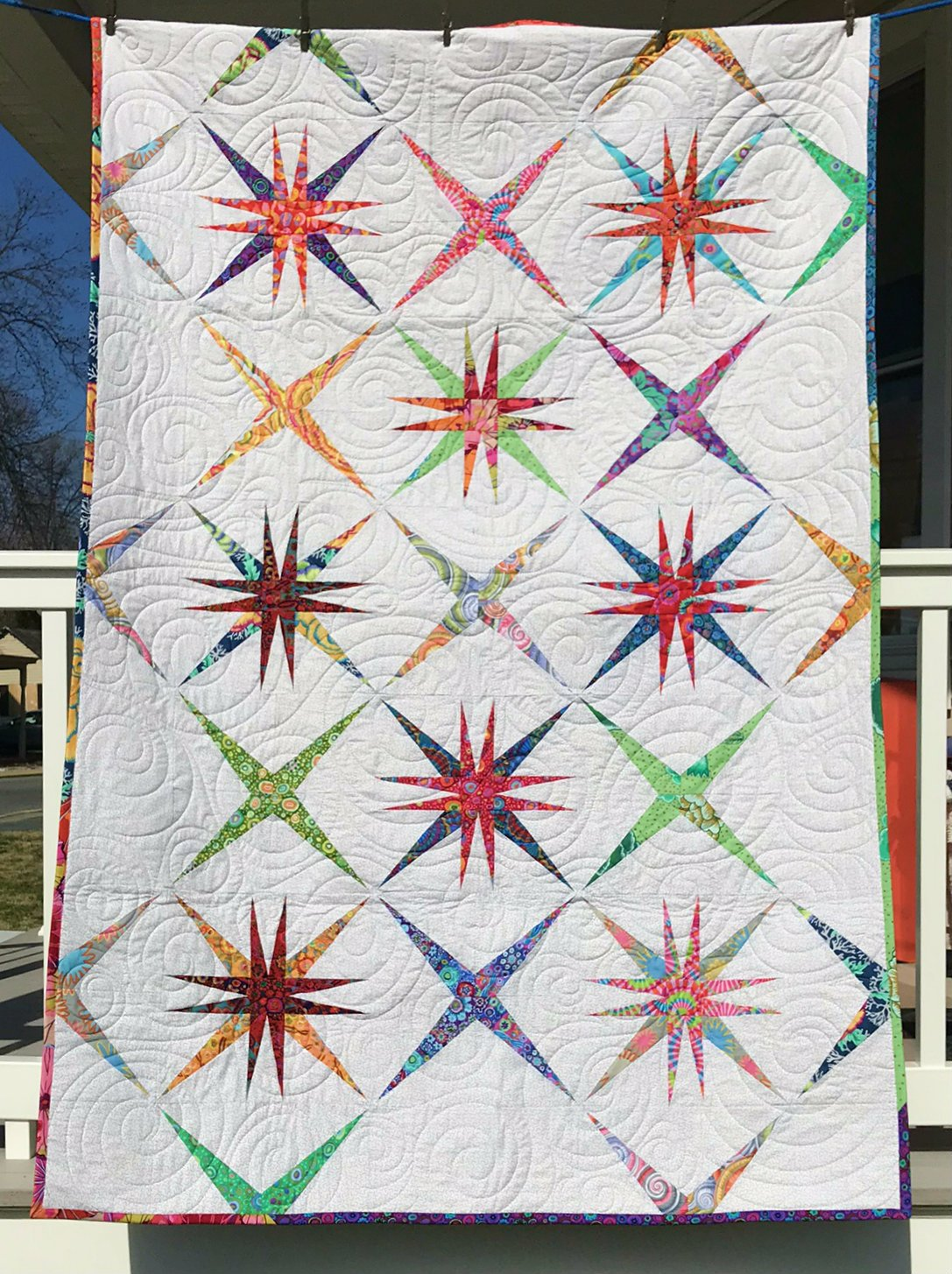Chesapeake Star Pattern