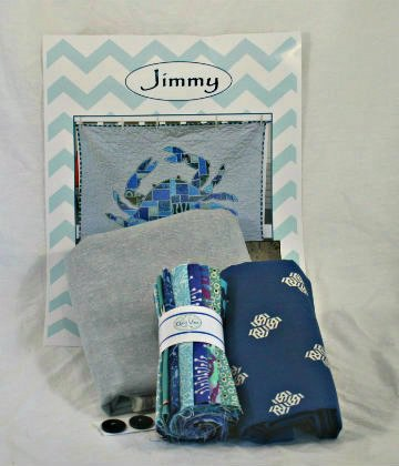 JIMMY KIT. BLUE