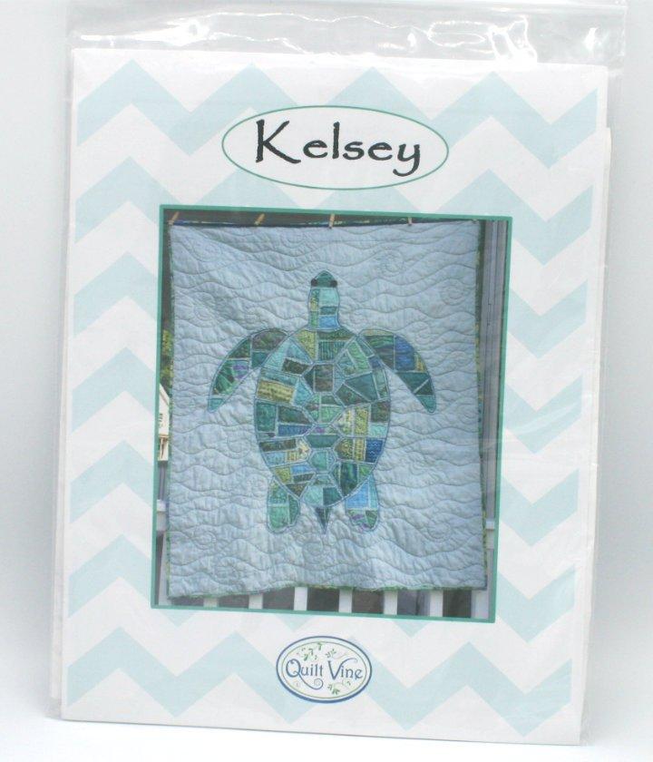 KELSEY TURTLE PATTERN