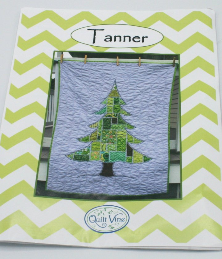 TANNER CHRISTMAS TREE PATTERN