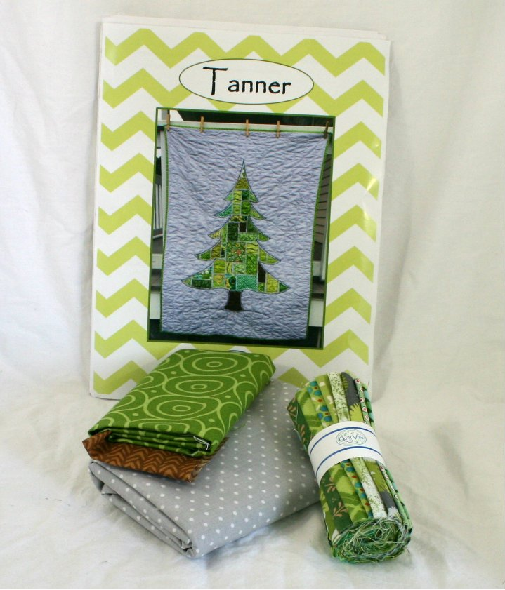 TANNER CHRISTMAS TREE KIT