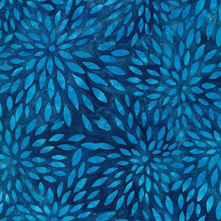 BLUE Artisan Batiks: Sunny Day AMD-17822-4