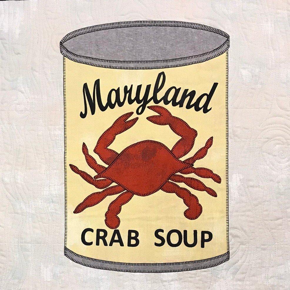 Maryland Crab Soup KIT - WHITE