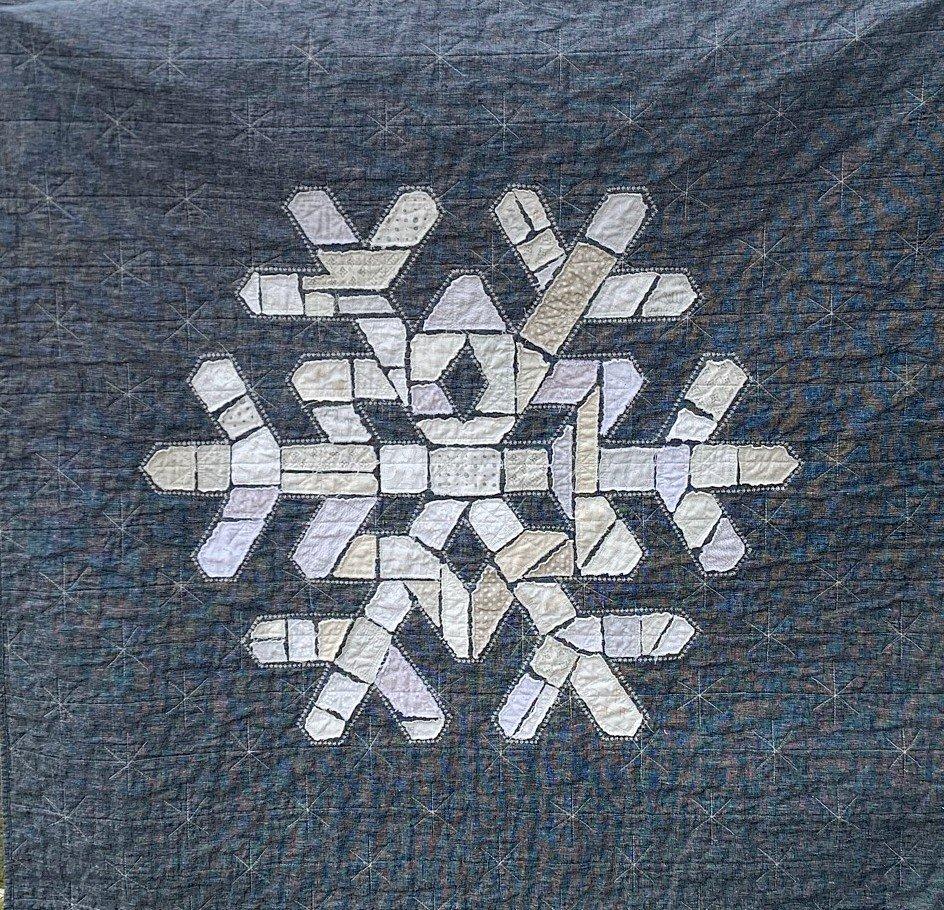 Elsa the Snowflake Pattern