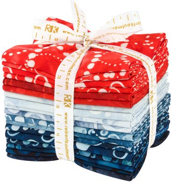 Fat Quarter Bundles Artisan Batiks Color Source by Lunn Studios