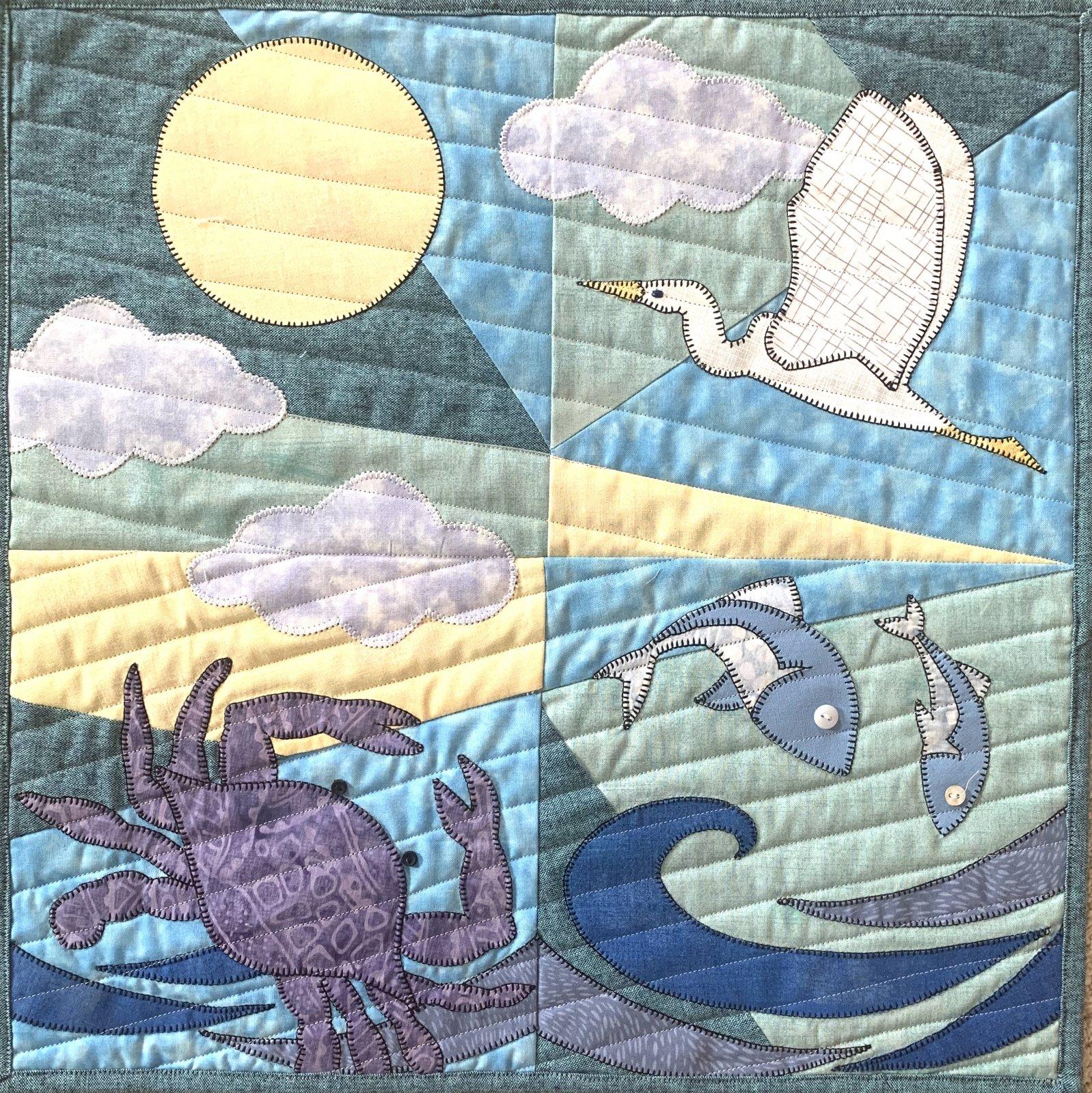 Shore Blue Kit - 18 square