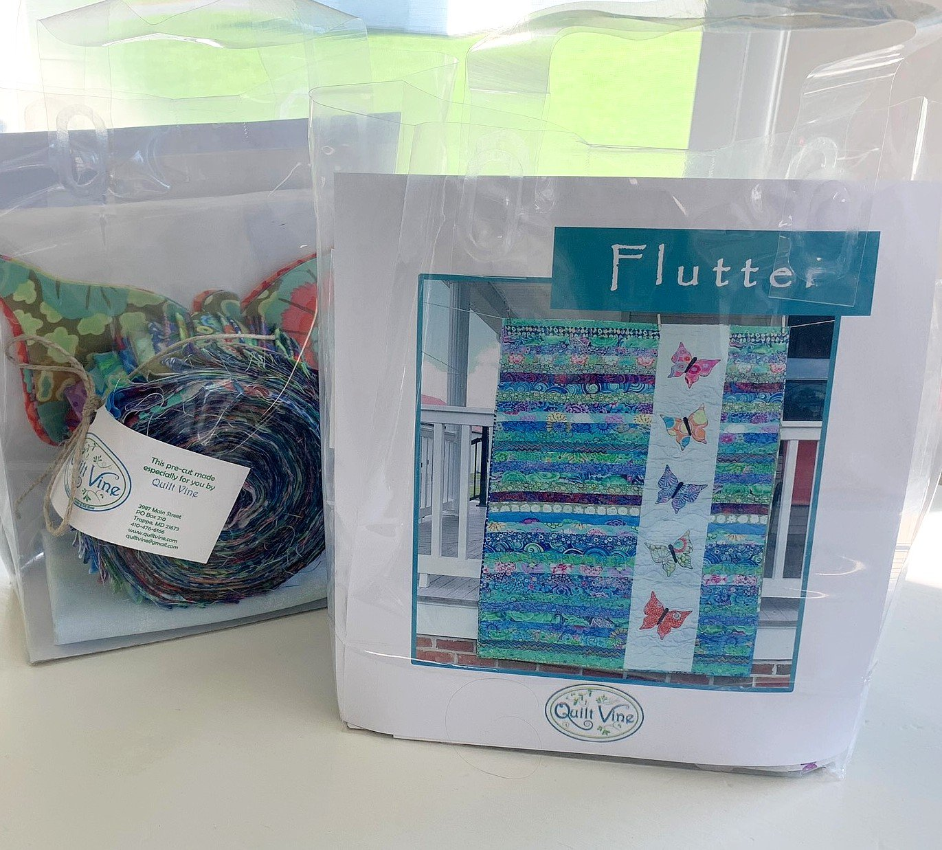Flutter Kit (Butterfly)