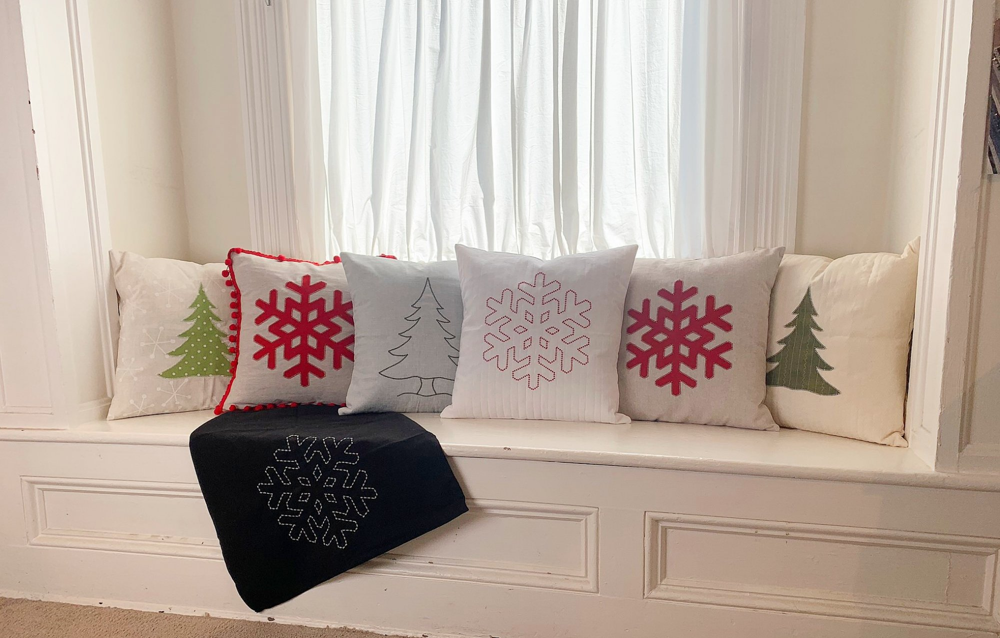 Holiday Pillow Pattern