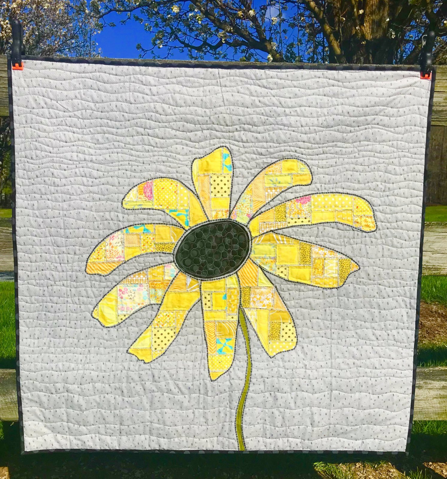 Sue the Black Eyed Susan Pattern