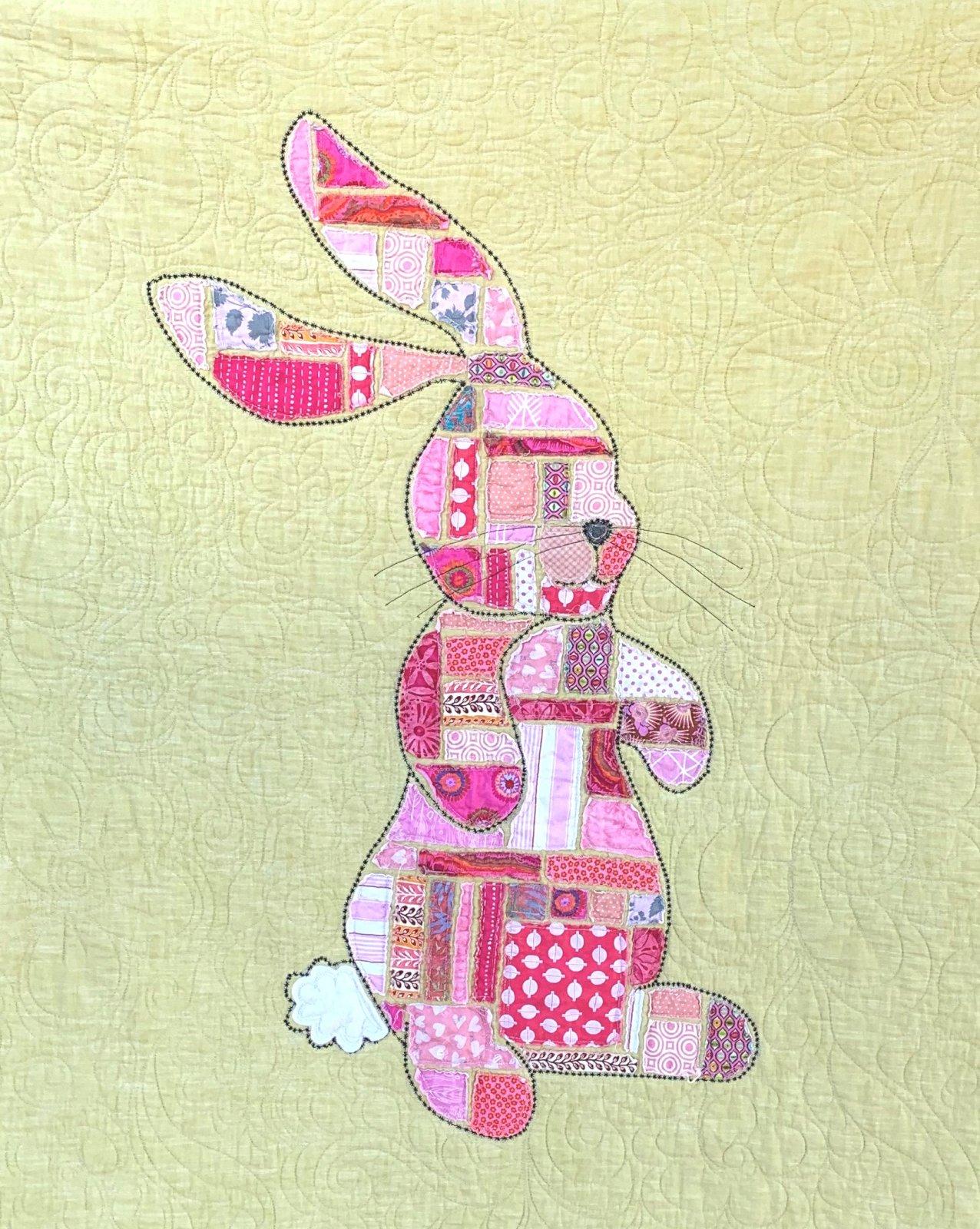 Yardley the Bunny Pattern