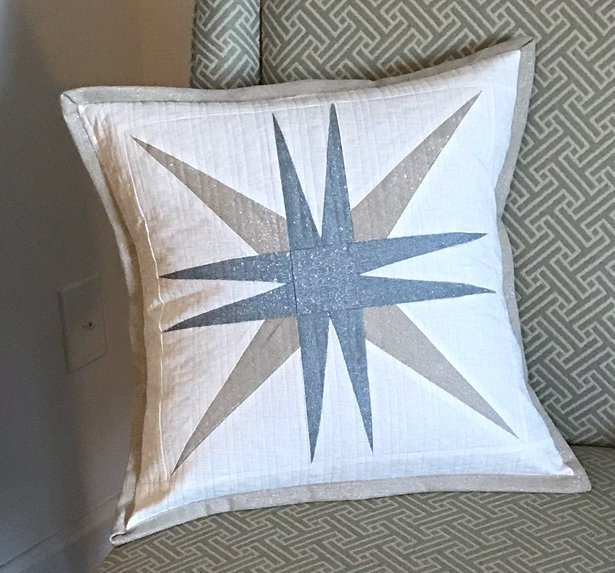 Chesapeake Star Pillow Kit
