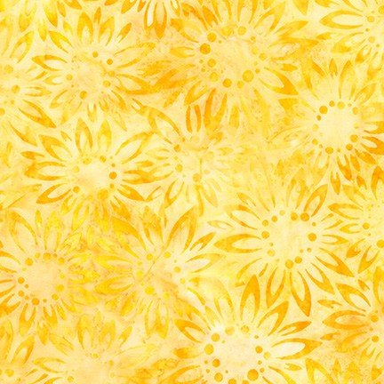 SUNFLOWER from Artisan Batiks  Sunny Day  AMD-17824-125
