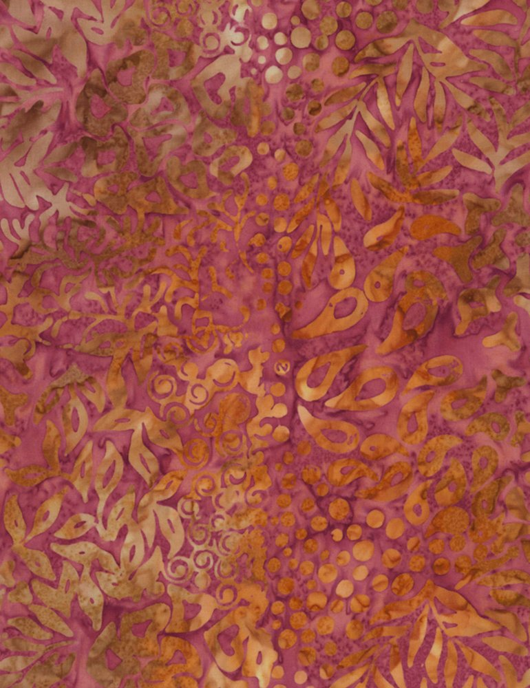 Amalfi Batik Plum Tonga-B6947