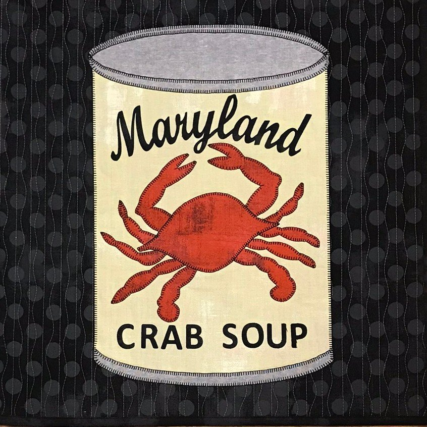 Maryland Crab Soup Pattern