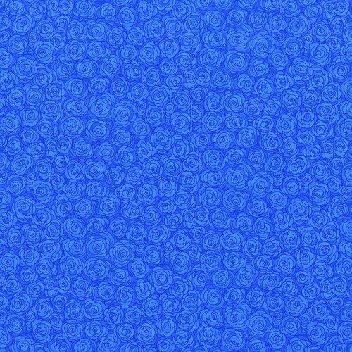 Hopscotch - Rose Petals - Cornflower - 3216-001