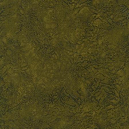 Jinny Beyer Palette - Tobacco Fabric - Moss - 5866-070