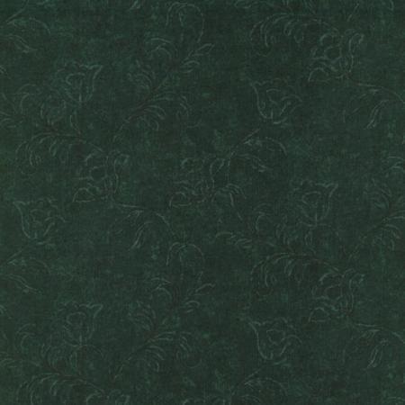 Jinny Beyer Palette - Textured Bud - Pine Green - 6342-010