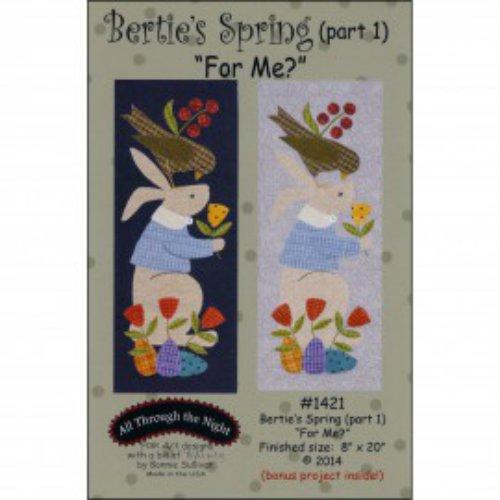 Bertie's Spring (Part 1)