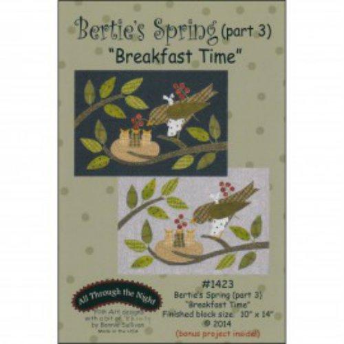 Bertie's Spring (Part 3)