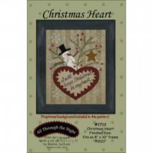 Christmas Heart ATN1712