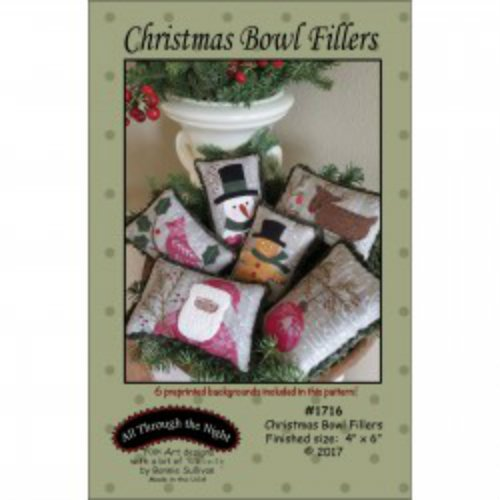 Christmas Bowl Fillers ATN1716