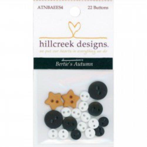 Button Pack - Bertie's Autumn